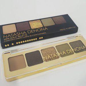 🌸 NATASHA DENONA Mini Gold Palette - NEW IN BOX